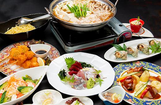 松阪牛のホルモン鍋コース(とろける松阪牛のホルモンを使用した絶品コース・一人鍋可能です)
